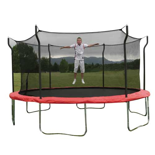 15 Foot Trampolines Jumping Toys